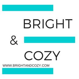 Bright & Cozy Logo Square