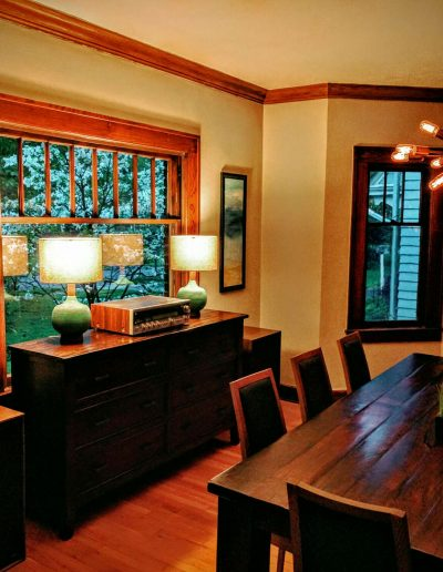 Dining Room Color Consultation, Redesign, Decorating